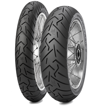 мотошины Pirelli Scorpion Trail II 130/80 R17 65V