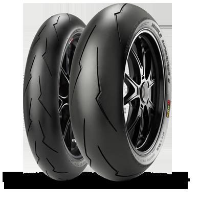 мотошины Pirelli Diablo Supercorsa SP V2 200/55 R17 78W