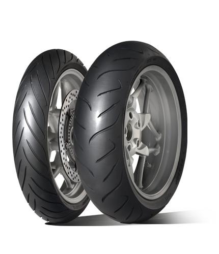 мотошины Dunlop Sportmax RoadSmart II 180/55 R17 73W