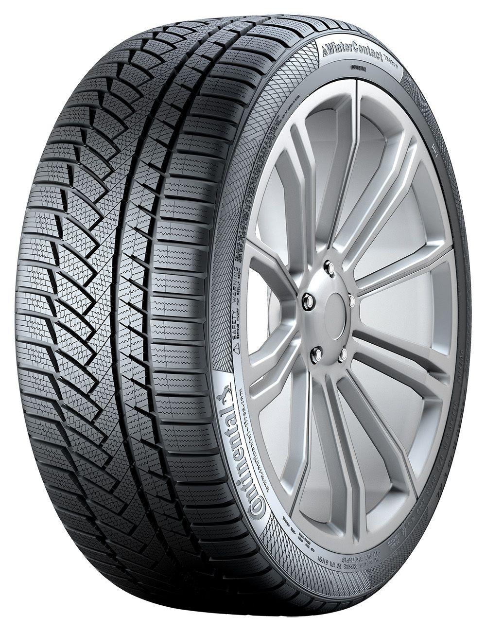автомобильные шины Continental ContiWinterContact TS 850 P 215/50 R17 95V