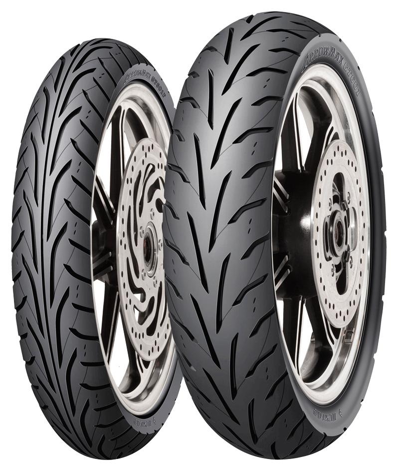 мотошины Dunlop Arrowmax GT601 110/80 R17 57H