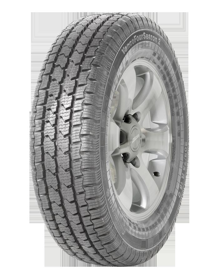 автомобильные шины Continental VancoFourSeason 2 225/75 R16 120R