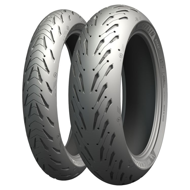 мотошины Michelin Pilot Road 5 110/70 R17 54W