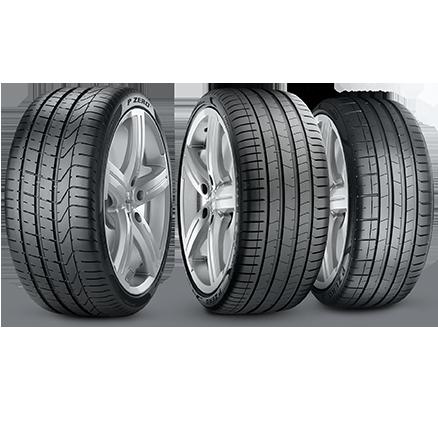 автомобильные шины Pirelli PZero 285/45 R19 111W