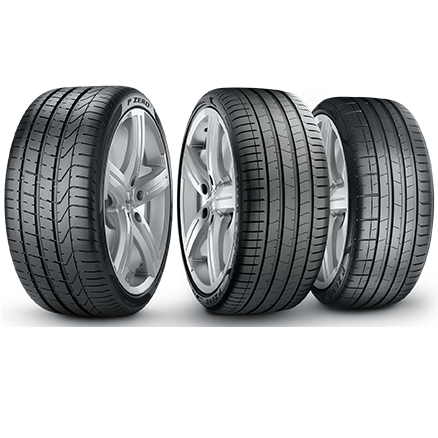 автомобильные шины Pirelli PZero 265/40 R20 104Y