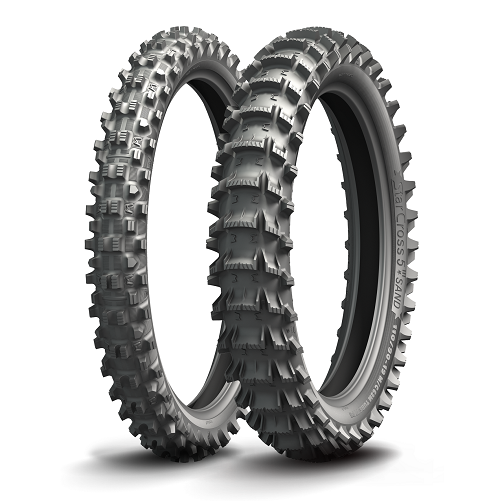 мотошины Michelin Starcross 5 Sand 100/90 R19 57M