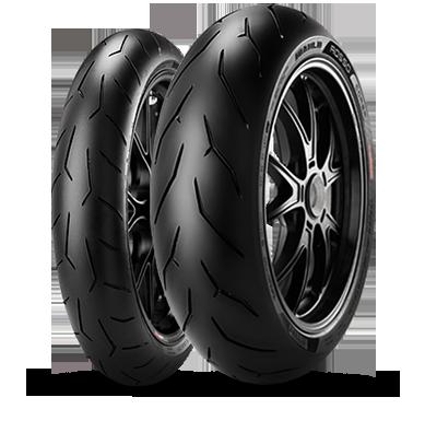 мотошины Pirelli Diablo Rosso Corsa 190/50 R17 73W