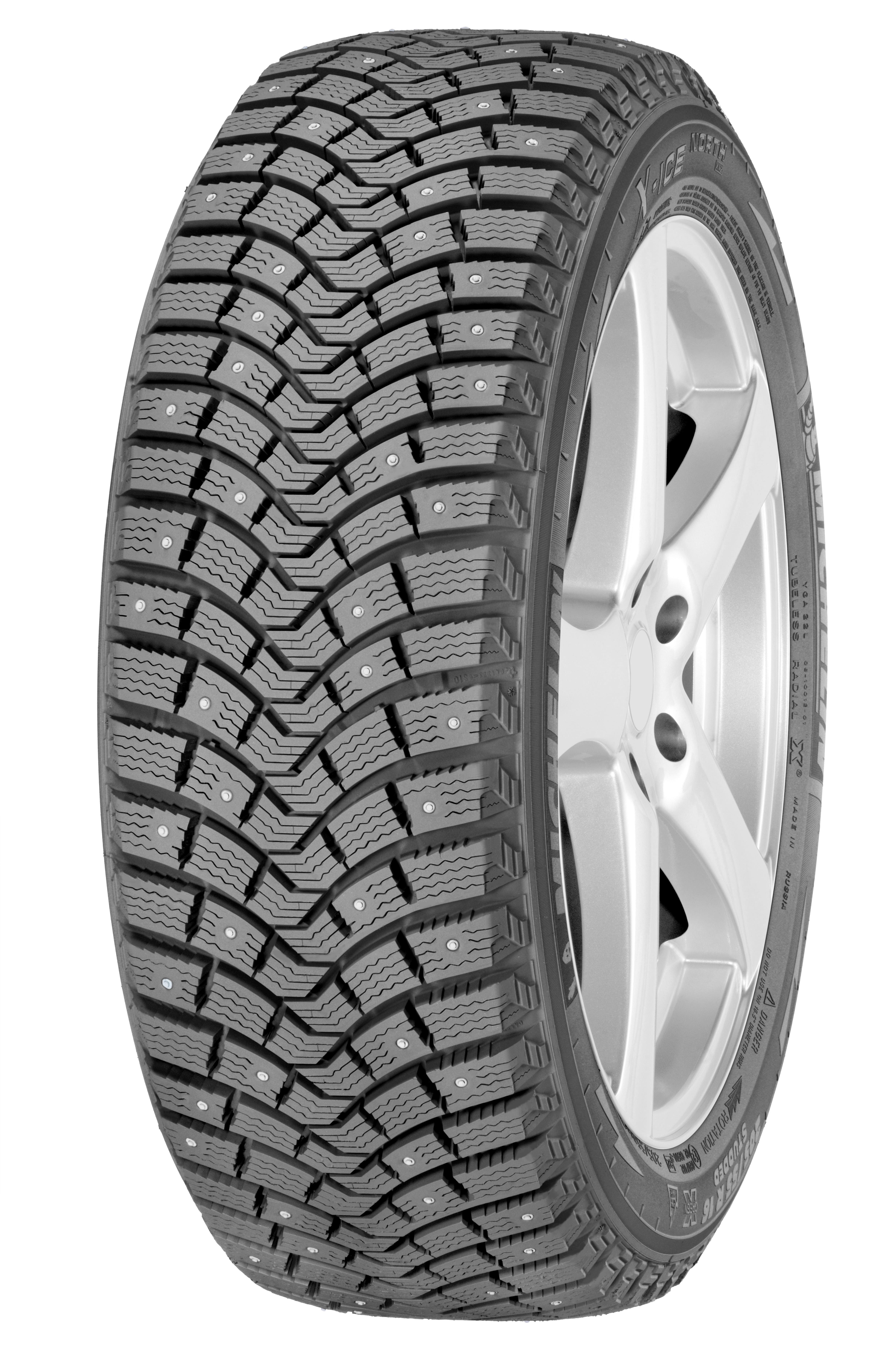 автомобильные шины Michelin Latitude X-Ice North 2+ 305/35 R21 109T