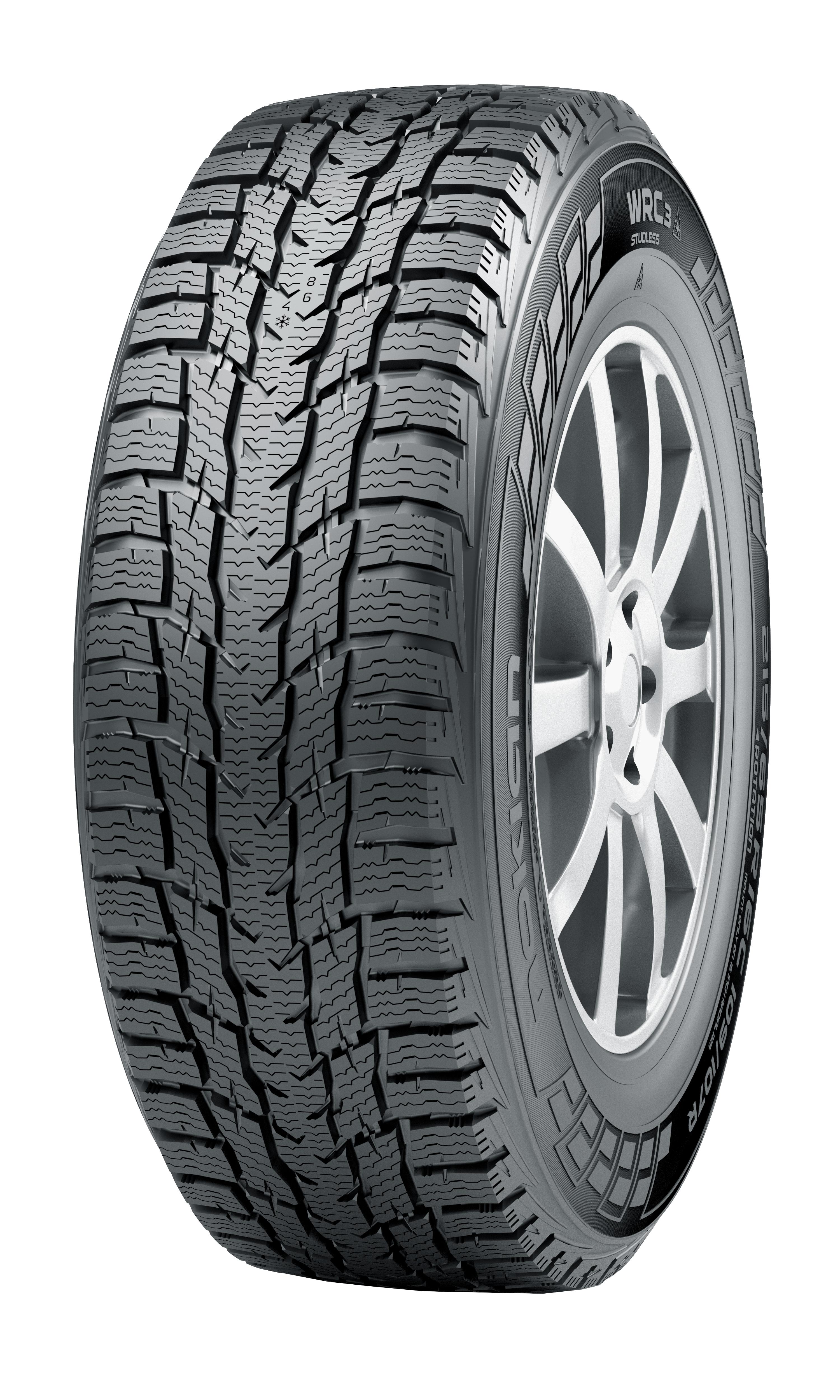 автомобильные шины Nokian WR C3 215/75 R16 116S