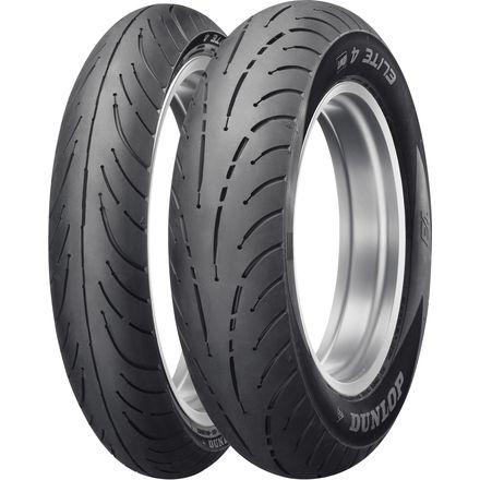 мотошины Dunlop Elite 4 160/80 R16 80H
