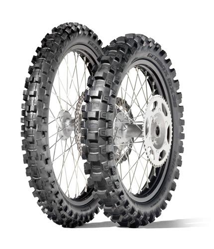 мотошины Dunlop Geomax MX3S 100/90 R19 57M