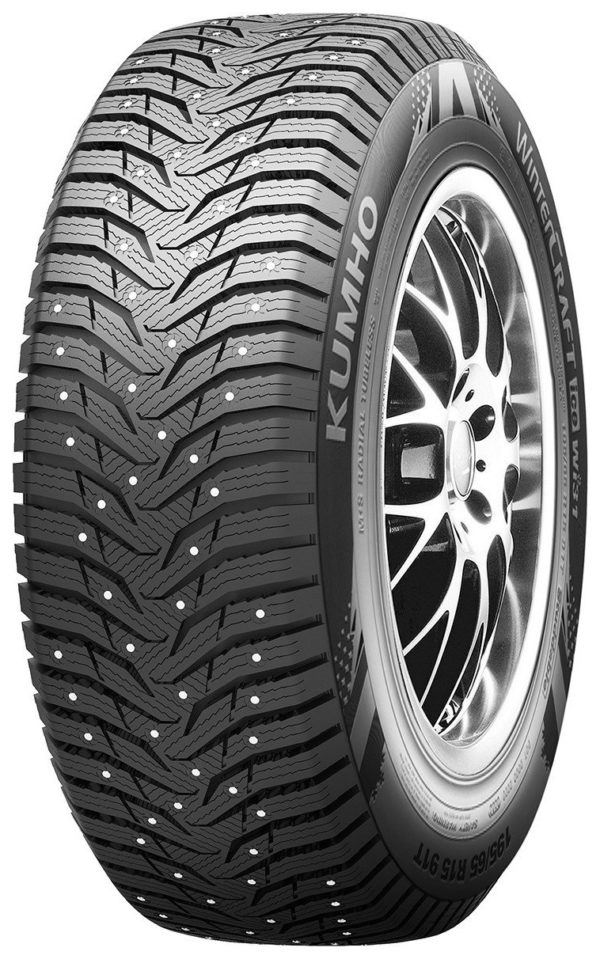 автомобильные шины Kumho/Marshal WinterCraft Ice Wi31 195/55 R16 91T