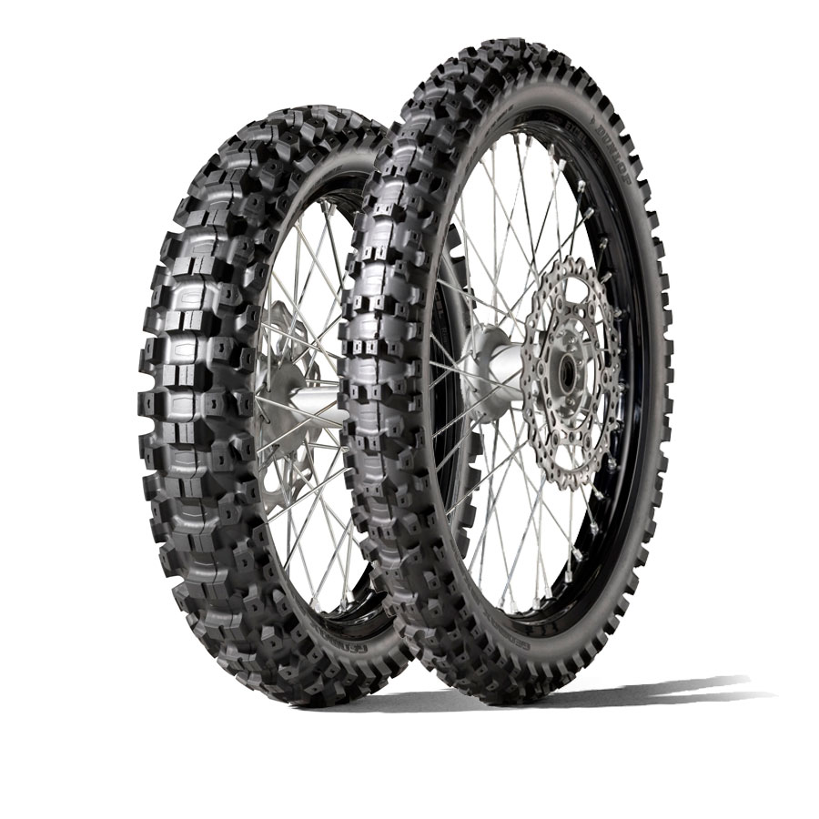 мотошины Dunlop Geomax MX51 110/100 R18 64M