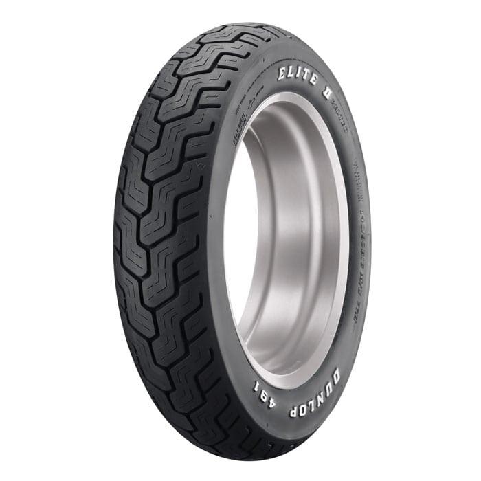 мотошины Dunlop 491 Elite II 140/90 R16 77H