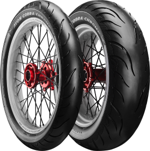 мотошины Avon Cobra Chrome 250/40 R18 81V