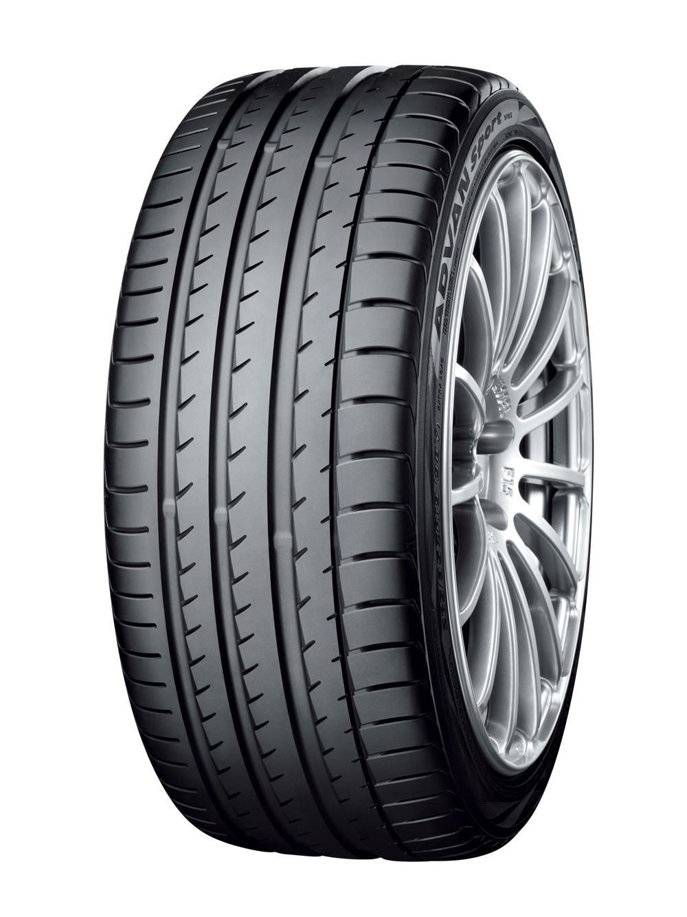 автомобильные шины Yokohama Advan Sport V105 245/35 R18 92Y