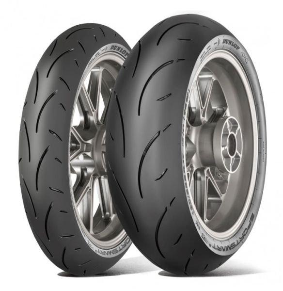 мотошины Dunlop SportSmart2 Max 200/55 R17 78W