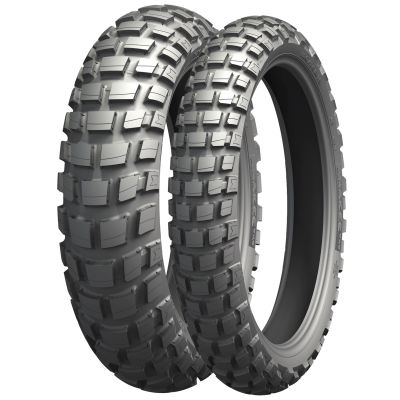 мотошины Michelin Anakee Wild 120/80 R18 62S