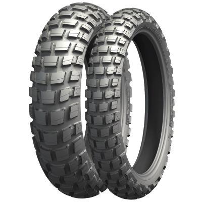 мотошины Michelin Anakee Wild 170/60 R17 72R
