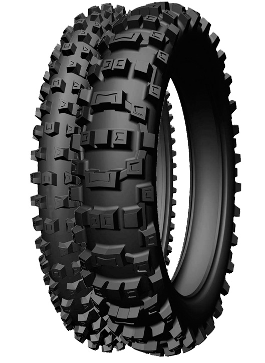 мотошины Michelin AC10 100/90 R19 57R