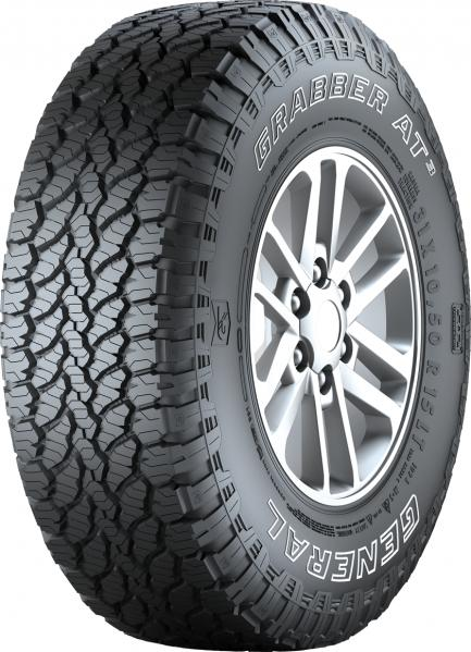 автомобильные шины General Grabber AT3 205/80 R16 104T