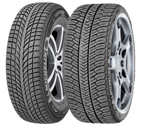 Michelin / Latitude Alpin LA2