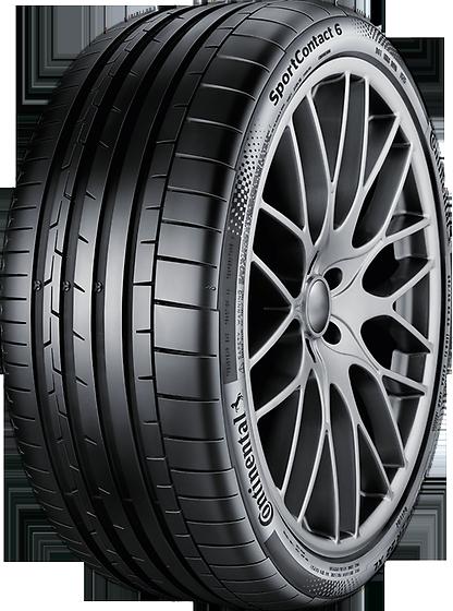 автомобильные шины Continental ContiSportContact 6 265/40 R21 105Y
