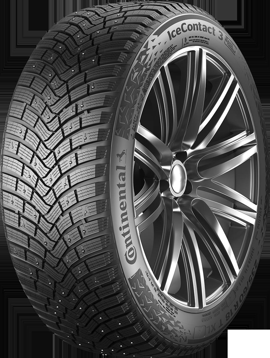 автомобильные шины Continental ContiIceContact 3 245/50 R18 104T