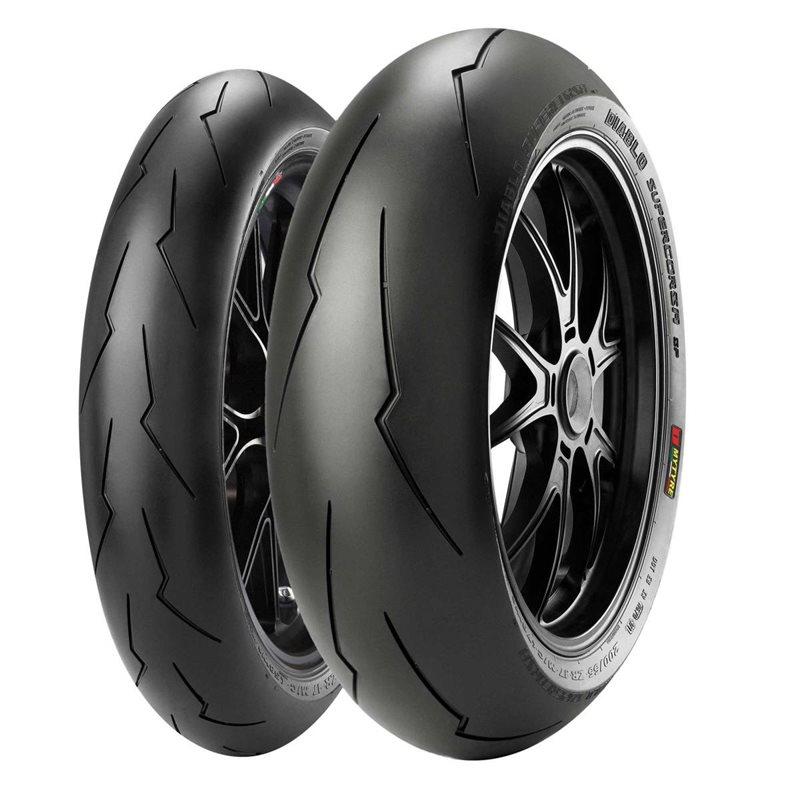 мотошины Pirelli Diablo Supercorsa SP V3 110/70 R17 54W