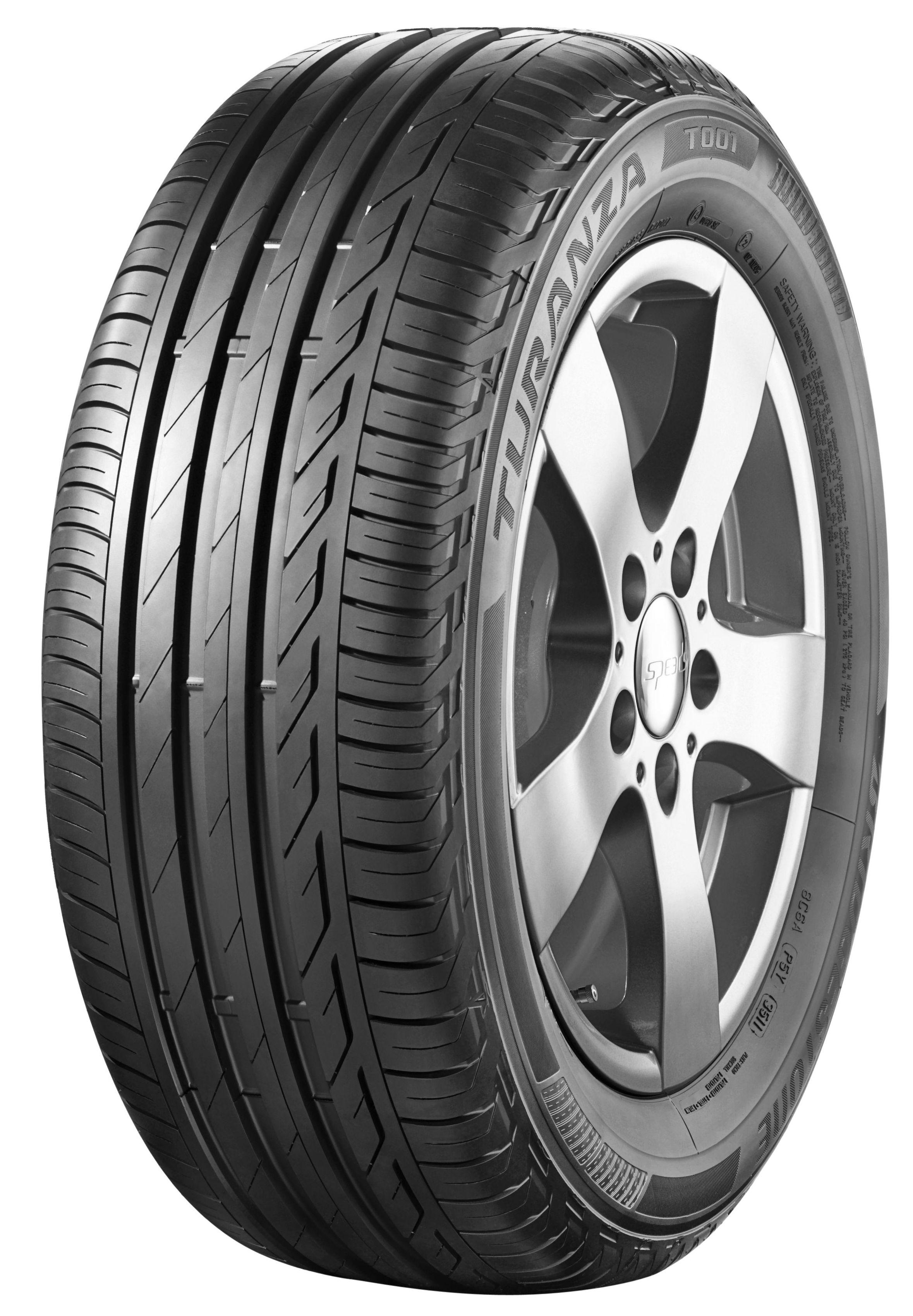 автомобильные шины Bridgestone Turanza T001 Evo 235/55 R17 99W