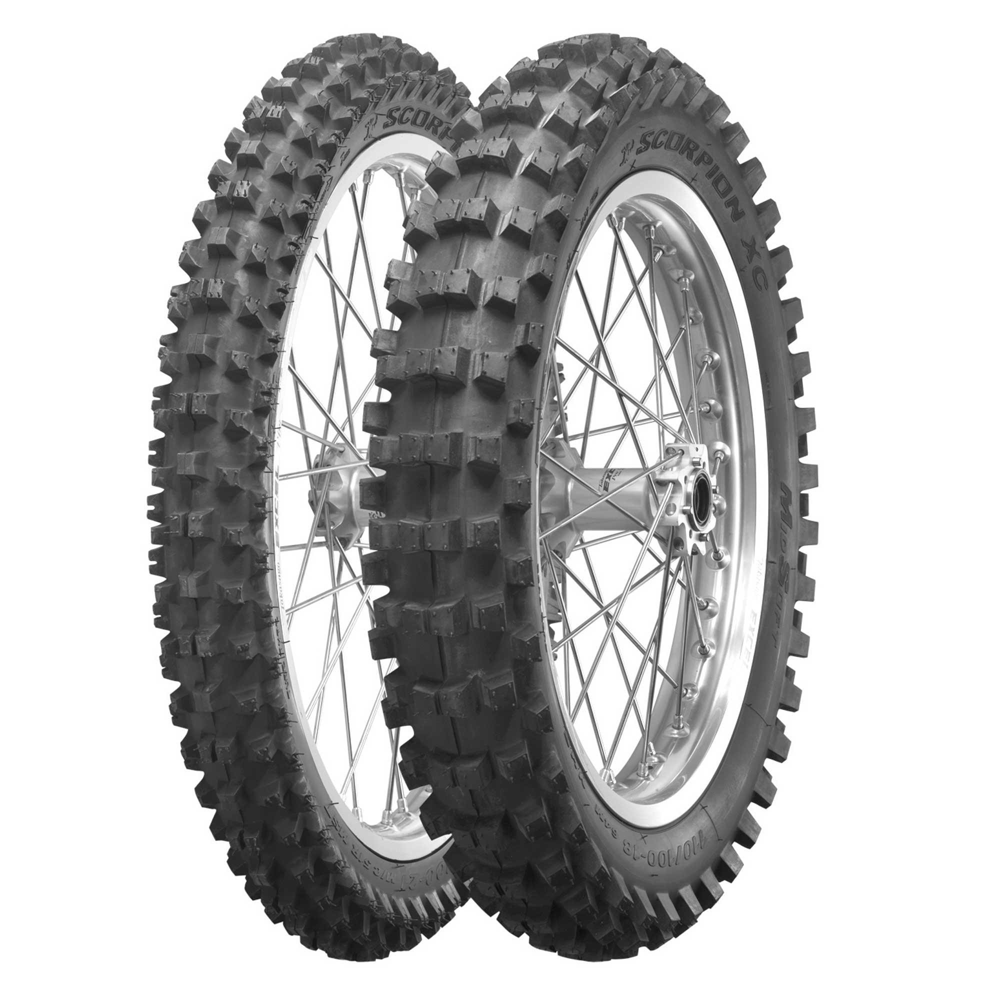 Pirelli / Scorpion XC Mid Soft