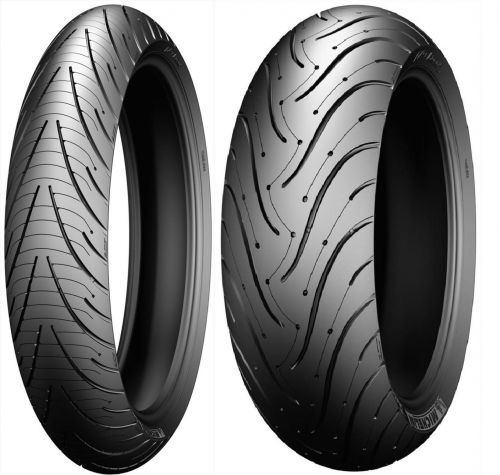 мотошины Michelin Pilot Road 3 190/50 R17 73W