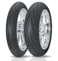 мотошины Avon 3D Ultra Supersport 120/70 R17 58W