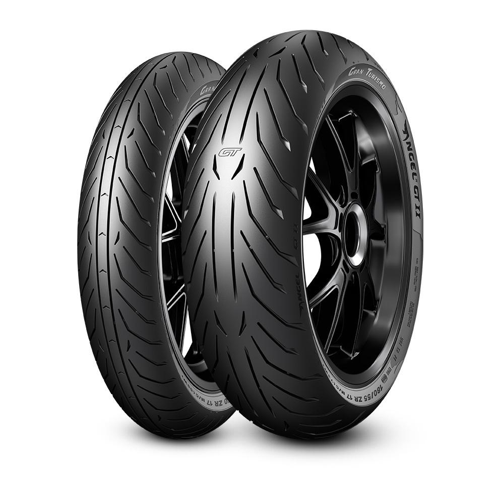 мотошины Pirelli Angel GT II 120/70 R17 58W