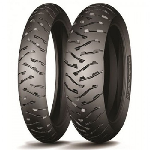 мотошины Michelin Anakee III 130/80 R17 65H