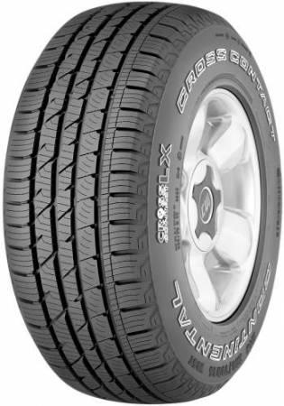 автомобильные шины Continental ContiCrossContact LX 265/45 R20 108H