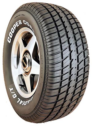 автомобильные шины Cooper Cobra Radial G/T 235/70 R15 102T