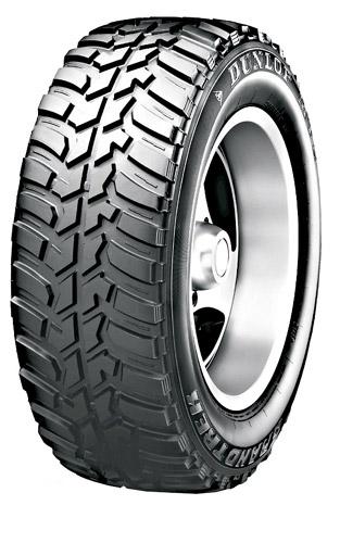 автомобильные шины Dunlop Grandtrek MT2 235/85 R16 104Q