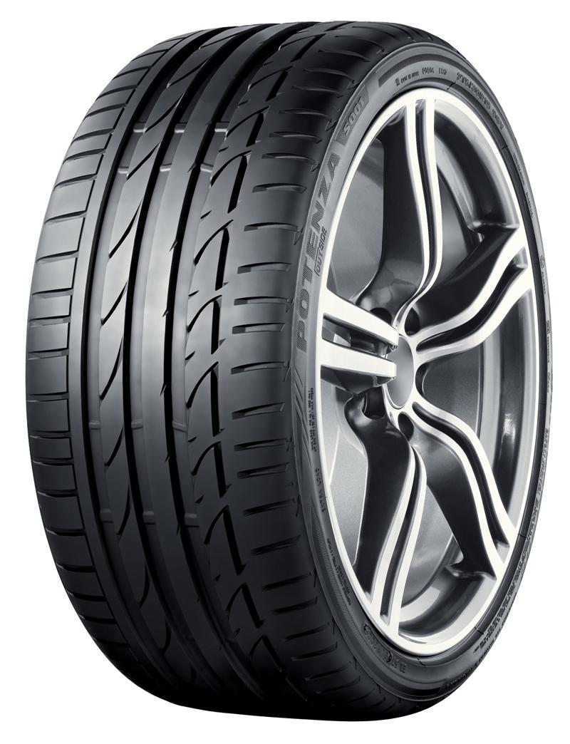автомобильные шины Bridgestone Potenza S001 195/55 R16 87V