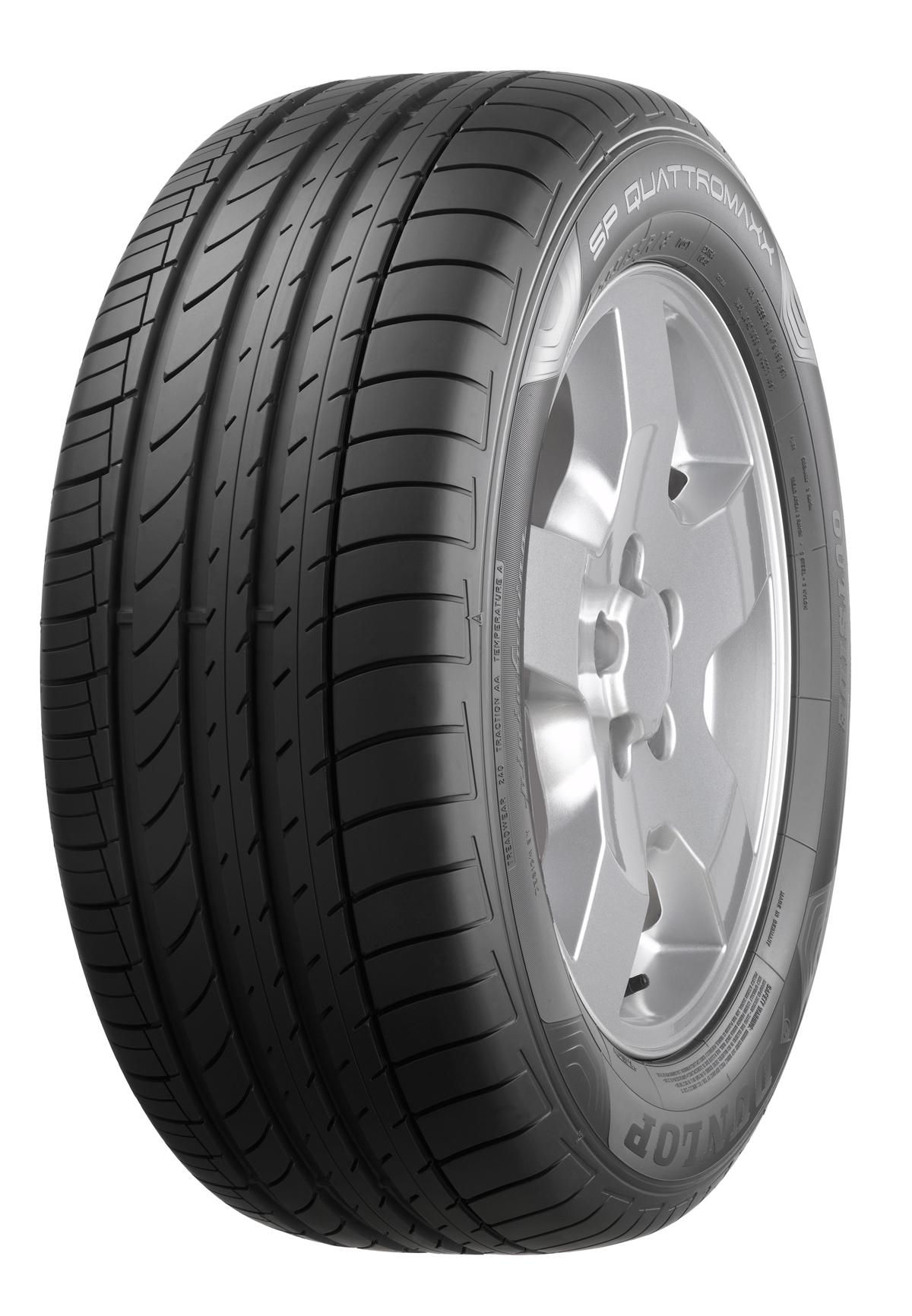 автомобильные шины Dunlop SP QuattroMaxx 275/40 R22 108Y