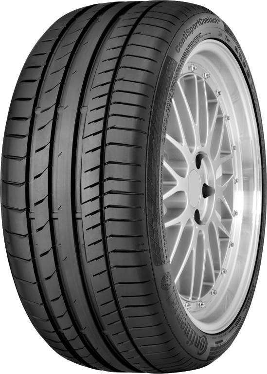 автомобильные шины Continental ContiSportContact 5 235/55 R18 100V