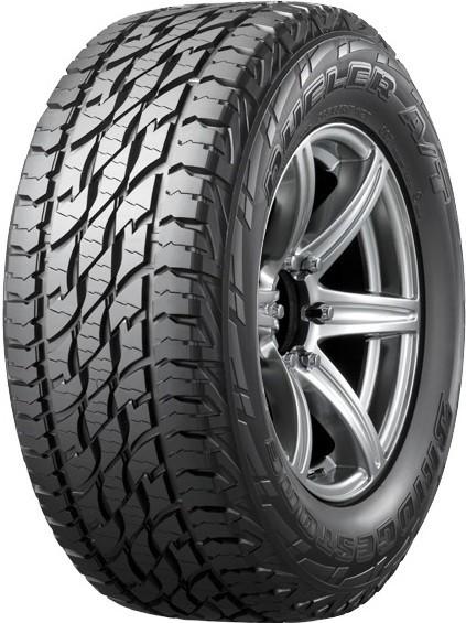 автомобильные шины Bridgestone Dueler A/T 697 235/75 R15 104/101S