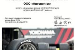 сертификат-йоко-спорт